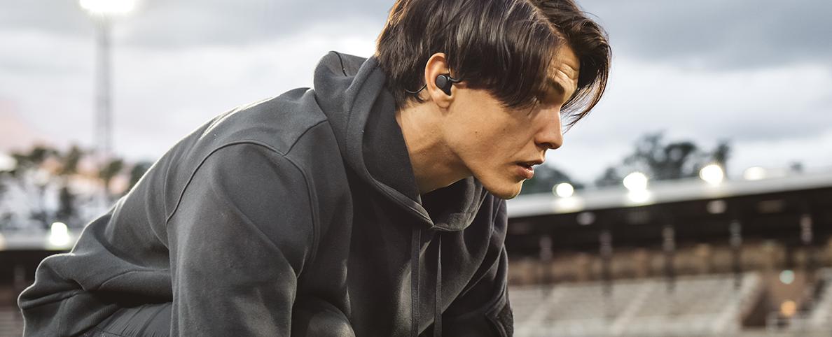Hudba pro aktivní – jaká vybrat sluchátka či jiná řešení pro milovníky sportu?, Denon Store