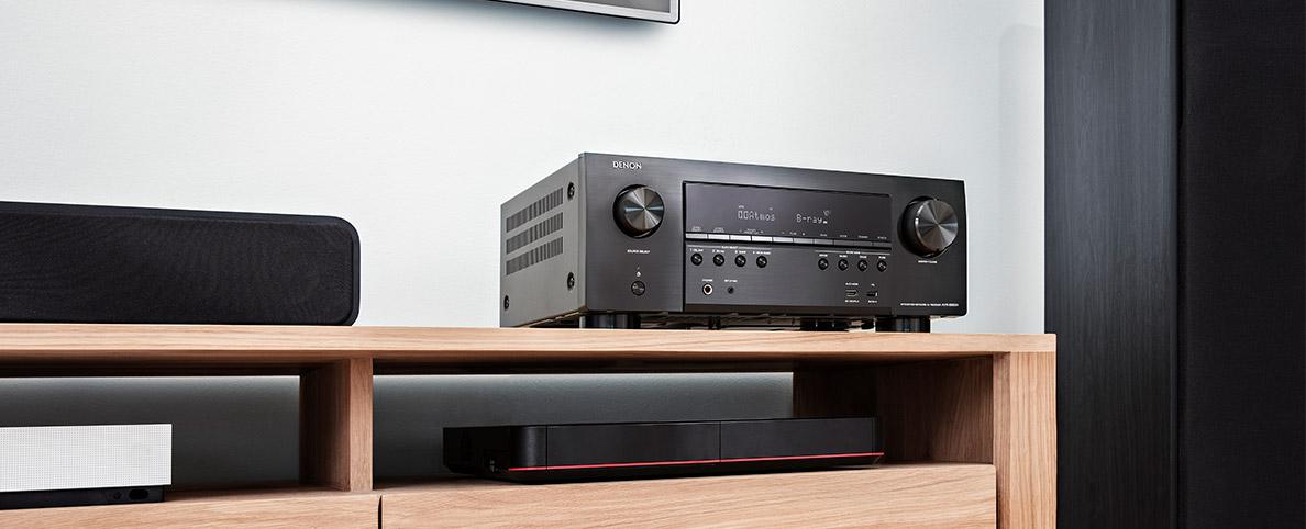Recenze a porovnání přijímačů Denon AVR-S950H a AVR-X3500H, Denon Store