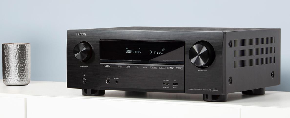 , Recenze a porovnání přijímačů Denon AVR-S950H a AVR-X3500H, Denon Store