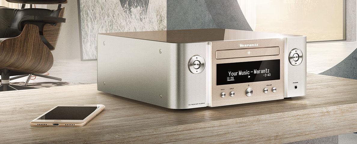Stereo systémy v době streamingu, Denon Store