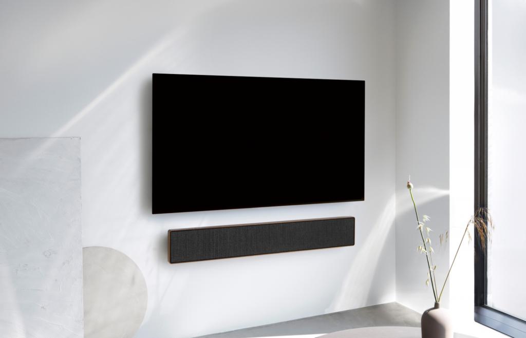 Soundbar Beosound Stage – perfektní zvuk pro váš televizor, Denon Store