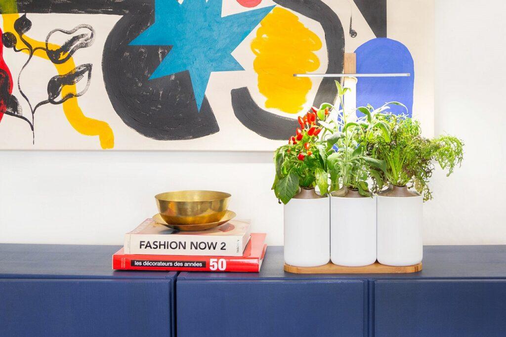 Chytré květináče a rostliny v kapslích? Seznamte se s Prêt à Pousser, Denon Store